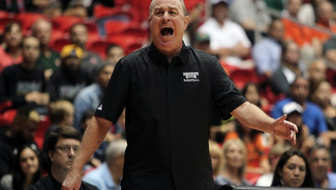 Ben Howland dropped to 1-2 as Missisippi State's coach after a 105-79 loss on Thursday.