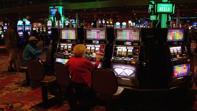 Casino revenue has rapidly declined in Atlantic City.