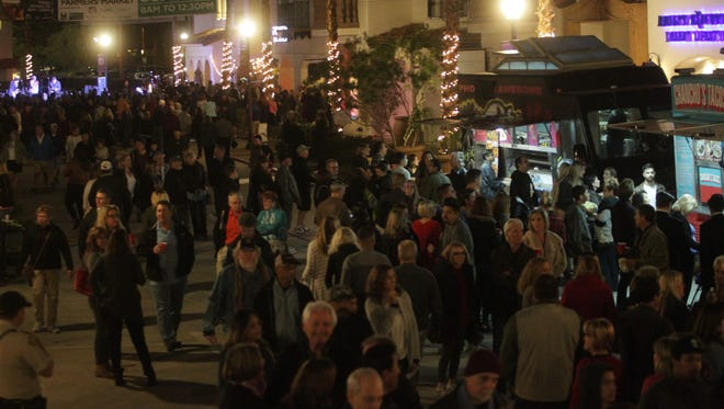 The city of La Quinta has rescheduled its second annual 19th Hole Block Party on Main Street in Old Town La Quinta for Feb. 3. The event was to be held Jan. 20, but was called off due to the weather.