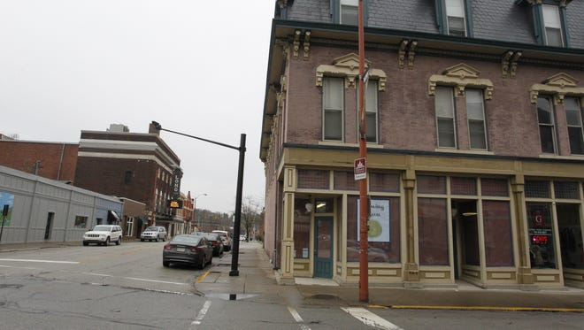 Arthouse Music Society was set to open at the corner of Sixth and Main streets. The owners are now looking for a new location.