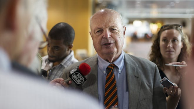 Cincinnati Bengals owner Mike Brown was in favor of many of the NFL rules changes for 2016, including the ejection of players for multiple unsportsmanlike conduct penalties.