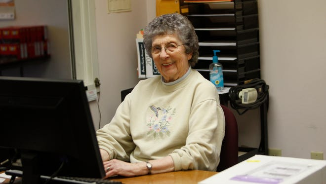 Jean Carr is the person who can get Salvation Army clients connected to the person who  can help them.