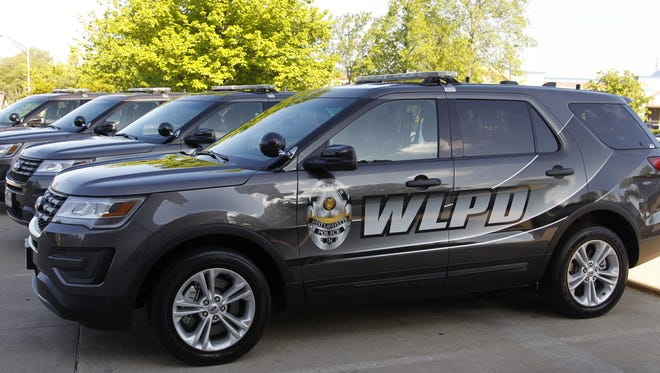 West Lafayette Police Department recently purchased and designed four new 2016 Ford Explorers.