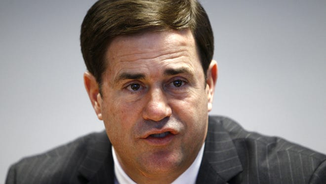 Gov. Doug Ducey signed 32 bills on May 19, 2016, bringing to a close the work of the 52nd Legislature.