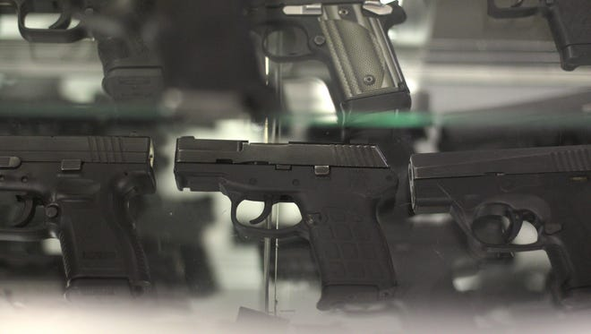 Floridians won't have an opportunity to decide whether the state should ban semi-automatic weapons --- or to weigh in on other gun-related restrictions.
