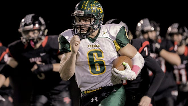Green Bay Preble senior Coy Wanner announced Saturday he has verbally committed to accept a preferred walk-on offer from the University of Wisconsin football team.