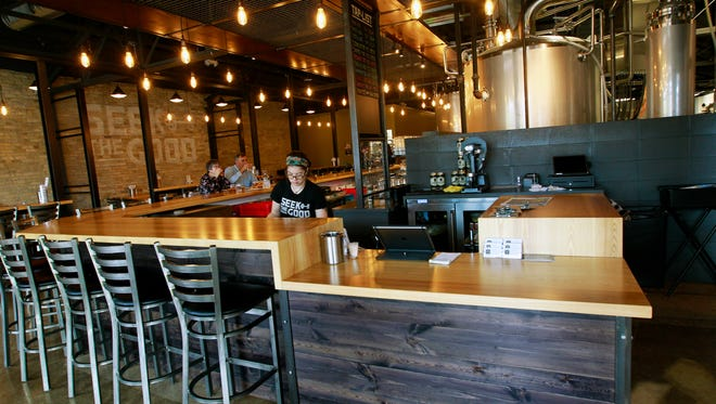 Good City Brewing now offers tours of the brewery.