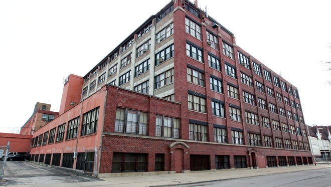 The former Nunn Bush shoe factory, later used as a business incubator, is being redeveloped into offices for community service groups and affordable apartments.