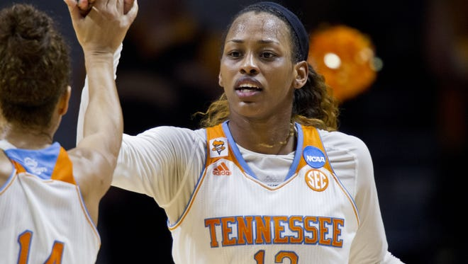 Clarksville native Bashaara Graves was drafted by the Minnesota Lynx in last year's WNBA Draft. She played overseas in Korea and Isreal and signed a training camp contract with the Indiana Fever Thursday.