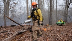 Interest in controlled fires spreads