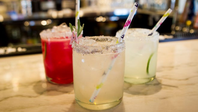 It's time to mix up some drinks at home for Cindo de Mayo celebrations.