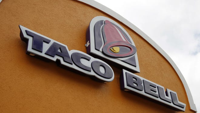 Taco Bell is giving away free tacos Tuesday.
