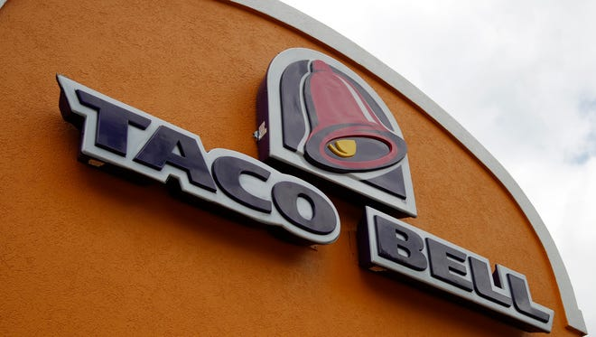 Taco Bell and Forever 21 are teaming up for a limited time fashion collection that will go on sale Oct. 11.