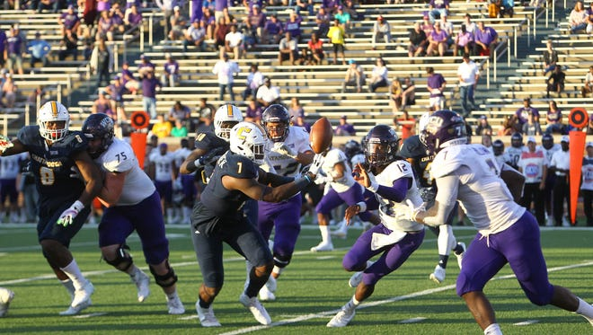 Western Carolina routed Chattanooga 45-7 Saturday,