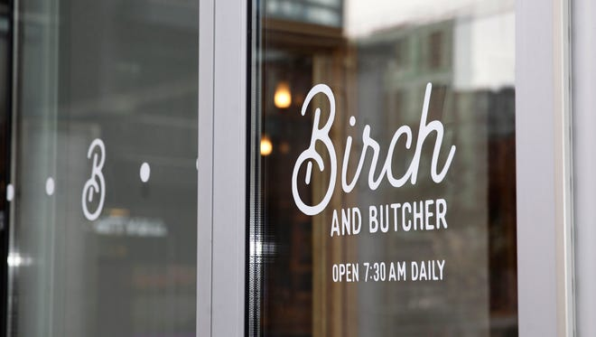 Birch + Butcher, 459 E. Pleasant St.at N. Water St., has an all[-day restaurant and small butcher shop.