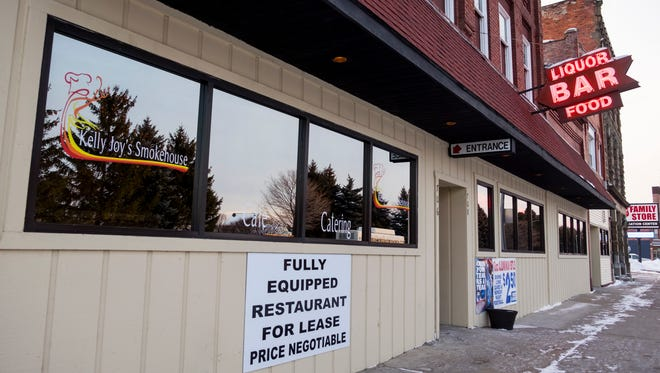 Kelly Joy's Smokehouse, located inside the Active Lounge in Port Huron, recently closed suddenly. Sidney Bowers, manager of the Active Lounge, hopes to have a new restaurant move into the space.