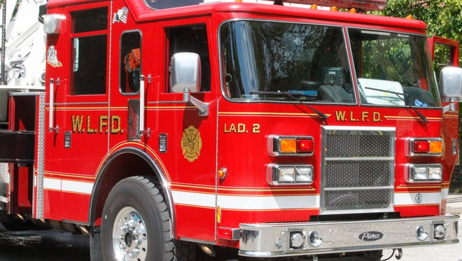 West Lafayette Fire  Department/file/Journal & Courier