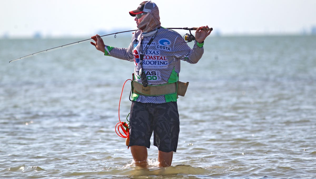 d23adc988ee The ultimate wade fishing guide for Corpus Christi