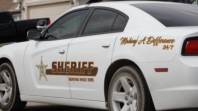 Tippecanoe County sheriff's deputies arrested two 15-year-old girls at McCutcheon High School on Friday after they were involved in a fight, according to the sheriff's office.