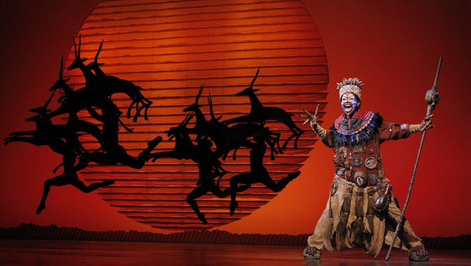 """The Lion King"" will make a stop in the Central Valley in November."