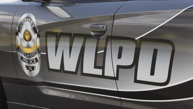 A 20-year-old man was robbed Tuesday night inside the parking garage at Wabash Landing.