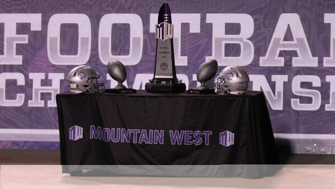 The Mountain West championship game will be held on Dec. 1, 2018.