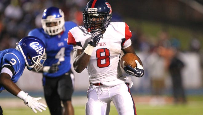 South Panola running back Darrell Henderson
