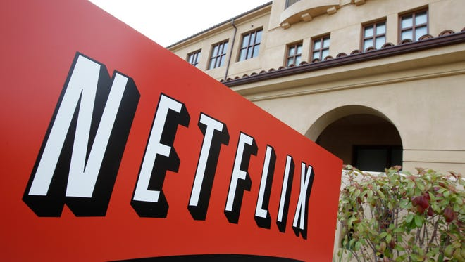This March 20, 2012 file photo shows Netfilx headquarters in Los Gatos, Calif.