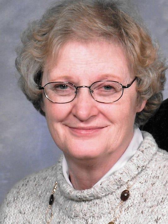 Obituary Photo Joan Brown