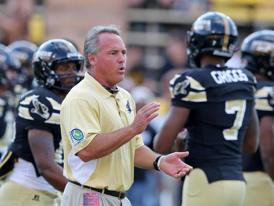NCAA Football: North Texas at Southern Mississippi