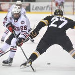 Analysis: SCSU freight train gets moving again, wins, 6-1