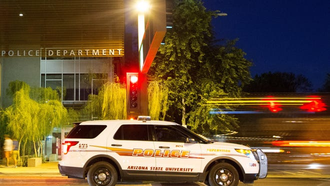 Arizona State University provides crime data online for prospective students and parents.