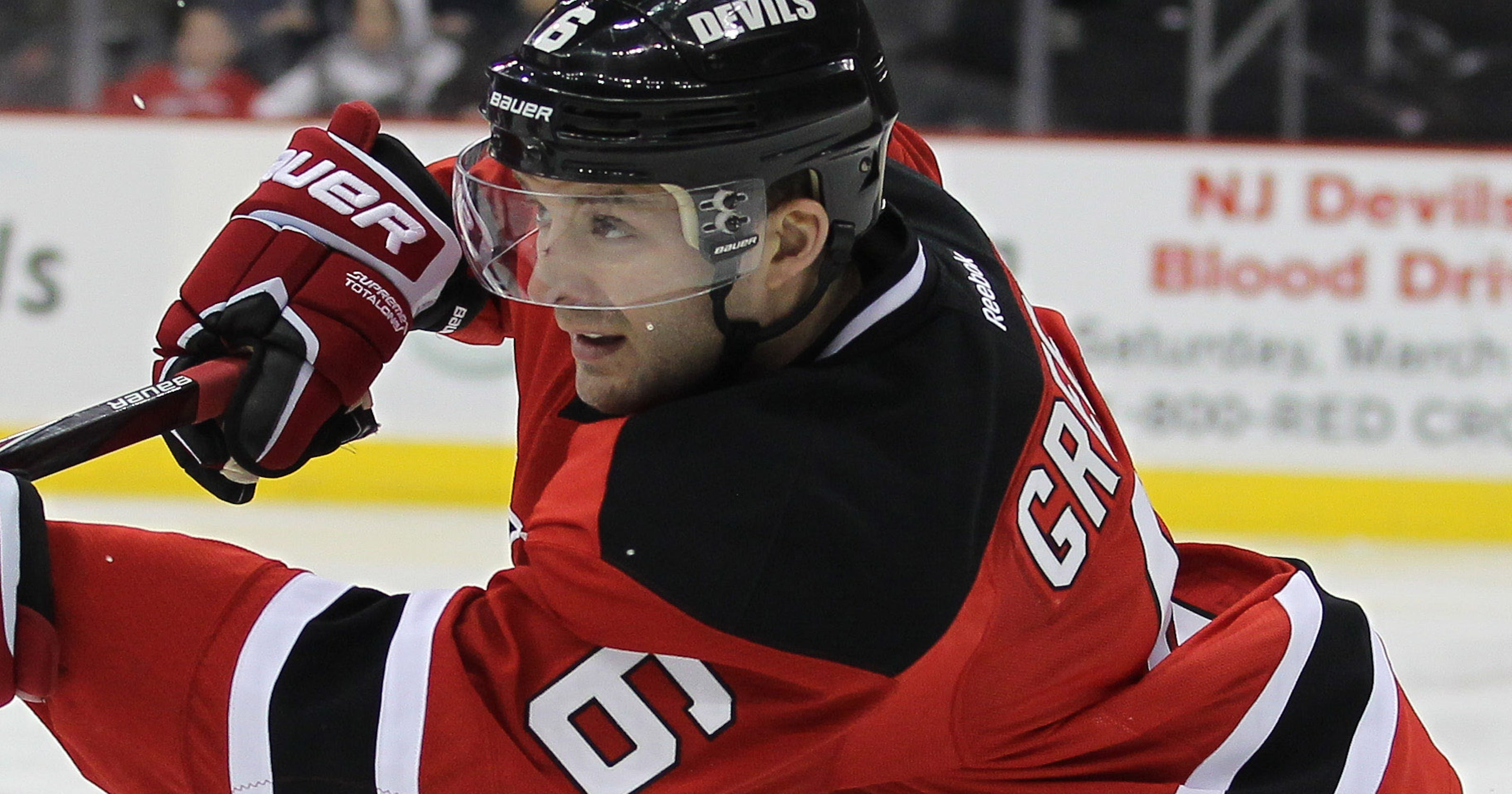brand new 588c1 3cb91 Devils sign defenseman Andy Greene to extension