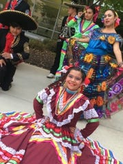 Ballet Papalotl will present traditional Mexican dresses