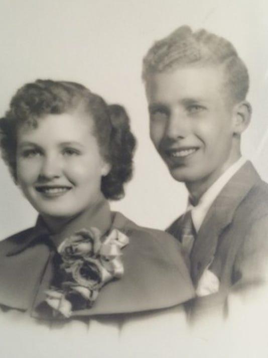 Anniversaries: Norm Kidder & Faye Kidder