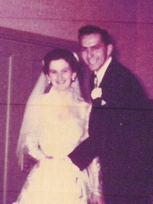 Anniversaries: Gene Sellers & Sarah Sellers