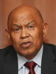 Assemblyman Jerry Green (D-Plainfield)
