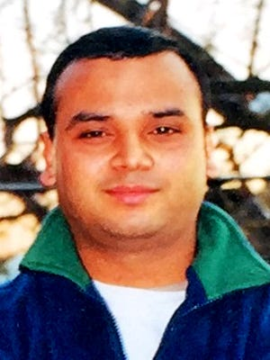 Aditya Tomar, a 41-year-old man from Danbury, Conn. was killed Tuesday, Feb. 3, 2015, when a Metro-North train collided with an SUV on the tracks in Valhalla, N.Y.