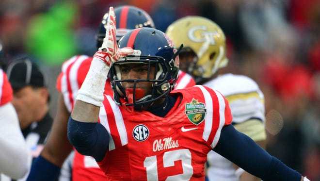 Ole Miss safety Tony Conner created a big gap in the Rebels' secondary, which struggled to replace him.