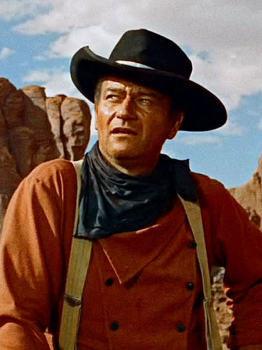 Randy Marion Ford >> Celebrate John Wayne's birthday with 5 great films