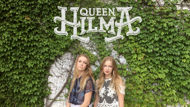 Queen Hilma, consisting of Andi and Alex Peot, will perform at the Grand Theater on Oct. 28.