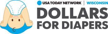 dollars for diapers gets a big boost rh postcrescent com diaper clip art image diaper clip art svg