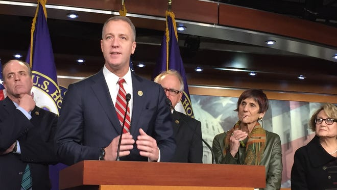 "Rep. Sean Maloney, D-Cold Spring, said he sent out a series of letters calling on Hudson Valley governments and businesses to ""Ban the Box."""