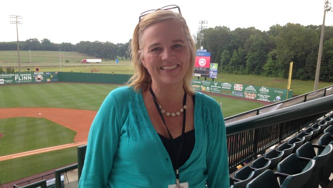 Lori Nunnery is the executive director of the Jackson-Madison County Convention & Visitors Bureau