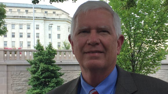 Rep. Mo Brooks, R-Ala., who is running for the Alabama Senate seat, says he wants to push a more conservative agenda.