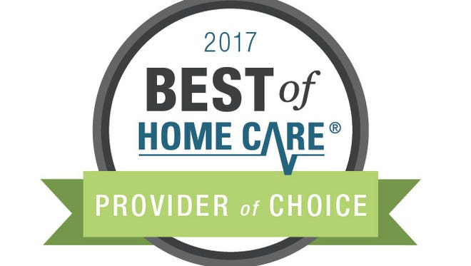 Best of Home Care – Provider of Choice Award