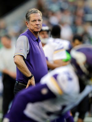 Vikings offensive coordinatior  Norv Turner resigned because his system was not compatible anymore with the Vikings' personnel.