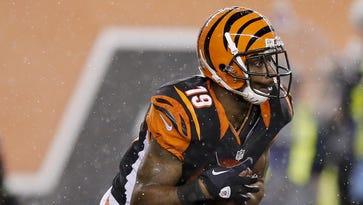Cincinnati Bengals kicker Mike Nugent converted on 82.1 percent of his field goals in 2015.