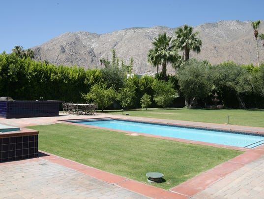 Latest news on palm springs rental moratorium clark for Palm springs homes rentals