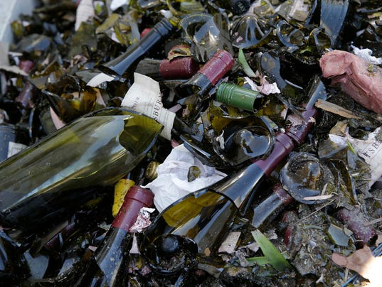 California Earthquake Wines